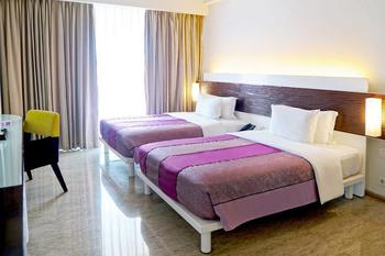 Sensa Hotel  Bandung - Superior Twin Room Only Regular Plan