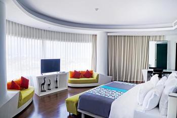 Sensa Hotel  Bandung - Sensa Suite Regular Plan