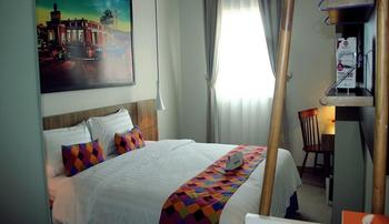 Tjokro Style Yogyakarta Yogyakarta - Deluxe Double or Twin Room Only Pegipegi Exclusive Promotion