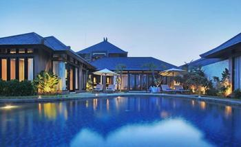 Ulu Segara Luxury Suite & Villas Bali - Three Bedroom Villa Regular Plan