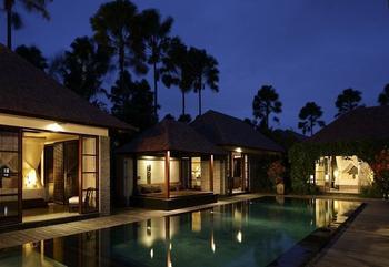 Peppers Seminyak - 4 Bedroom Presidential Pool Villa  Regular Plan