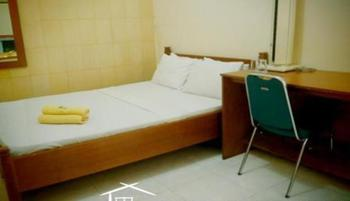 Wisma Tamu UKSW Salatiga - Economy Double Bed Room Regular Plan