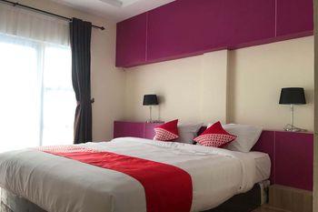 OYO 727 Merlion Hotel Medan - Standard Double Room Regular Plan