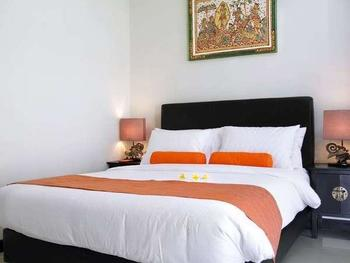 Agung Putra Bali Hotels & Apartments - DELUXE ROOM Regular Plan