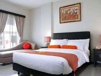 Agung Putra Bali Hotels & Apartments - Deluxe Room Save 25%