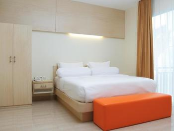 Agung Putra Bali Hotels & Apartments - ONE BEDROOM SUITE APARTMENT Regular Plan