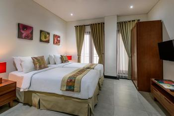 Agung Putra Bali Hotels & Apartments - TWO BEDROOM SUITE FAMILY  APARTMENT Regular Plan