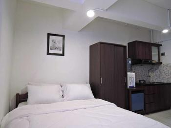 Apartment Jarrdin Cihampelas by R2 Residence Bandung - Studio Deluxe Room Only Regular Plan