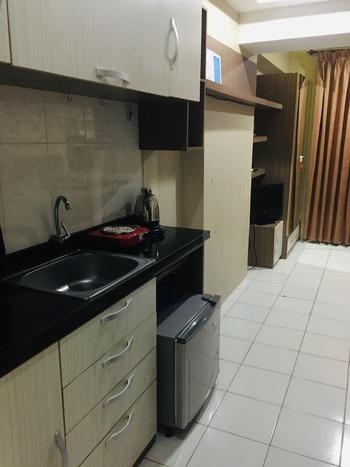 Apartment Jarrdin Cihampelas by R2 Residence Bandung - Studio 18m Regular Plan