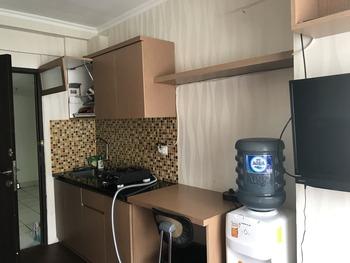 Apartment Jarrdin Cihampelas by R2 Residence Bandung - 2 bedroom standard Regular Plan