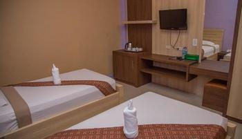Grand Vella Hotel Pangkalpinang - Superior Twin Regular Plan