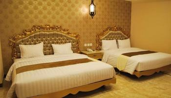 Apple Green Hotel Malang - Family Suite Room Regular Plan