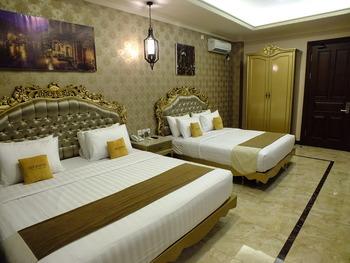 Apple Green Hotel Batu Malang - Family Suite Room Regular Plan