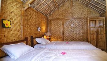 Cici's Bungalow Lombok - Standard Double Bed LIBUR T