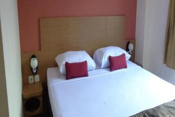 City Hotel Mataram - Kamar Twin atau Double kamar Deluxe Single Regular Plan
