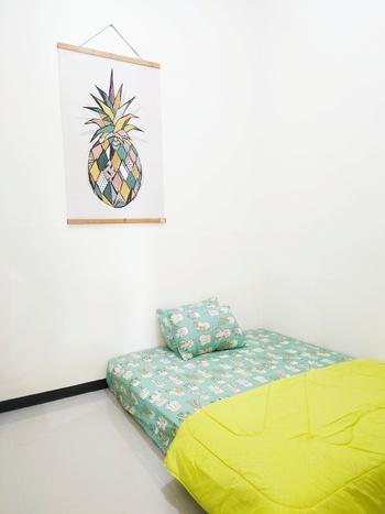 Surabaya Homey near ITS [Syariah] Surabaya - Backpacker Room  Regular Plan