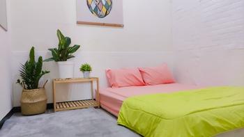 Surabaya Homey near ITS [Syariah] Surabaya - Double Room  Regular Plan