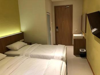 Deli Hotel Medan - Bisnis Twin Bed Regular Plan