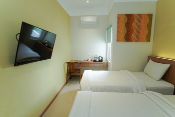 Deli Hotel Medan - Bisnis Twin Bed Regular Plan