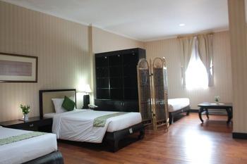 Campago Resort Hotel Bukittinggi - Family Room  Regular Plan