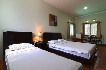 Citere Resort Hotel Bandung - Junior Suite Basic Deal 42%