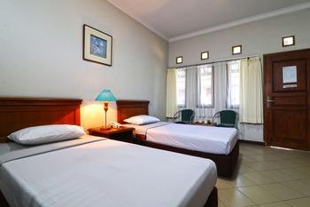 Citere Resort Hotel Bandung - Standard Twin Room Basic Deal 42%