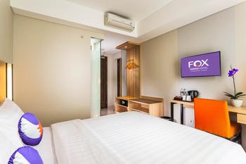 FOX HARRIS Hotel Pangkalpinang Bangka Pangkalpinang - Deluxe Room Regular Plan