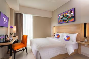FOX HARRIS Hotel Pangkalpinang Bangka Pangkalpinang - Superior Room Regular Plan