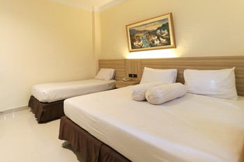 Violand Garden Hotel Samarinda - Executive Room Only Regular Plan