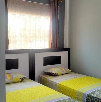 Trans Bandara Residence - Hotel Transit Kualanamu Medan - Standard Room (Kipas Angin) Pegipegi Promo