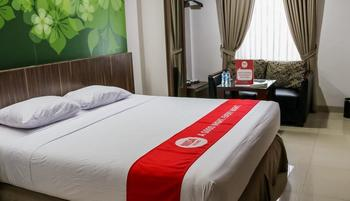 NIDA Rooms Pampang Raya Pulo Gadung Jakarta - Double Room Double Occupancy NIDA Fantastic Promo