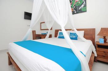 Airy Ubud Raya Mas Gang Merpati Gianyar Bali - Superior Double Room Only Special Promo 4