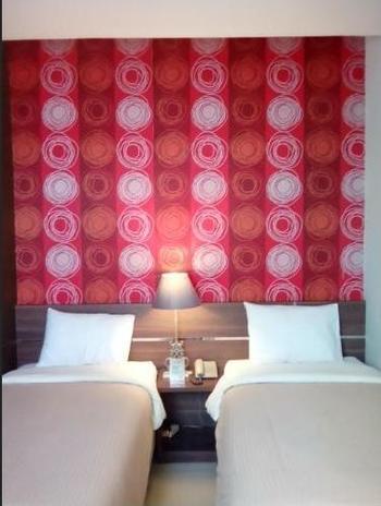Jodipati Hotel Bengkulu - Deluxe Twin Regular Plan