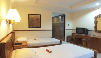 Palm Beach Hotel Kuta  - Superior Room Only Regular Plan