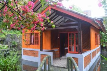 Aquarius Orange Resort Puncak - Two Bedroom Bungalows - Room Only Minimum 2N stay