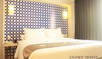 Crown Prince Hotel Surabaya - Jade Double With Breakfast  Regular Plan