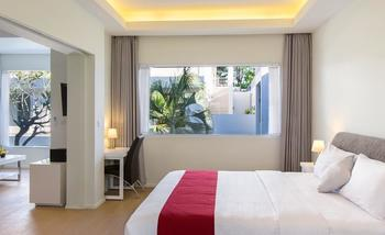 Coast Boutique Apartments Bali - Studio Room Basic