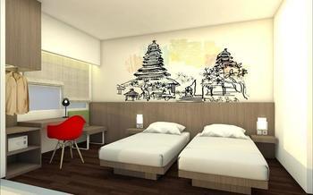 Zuri Express Jimbaran Bali - Superior Twin / Double Room Only 7 Nights min Stay