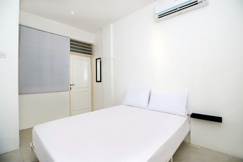 Sky Residence Cideng 1 Jakarta Jakarta - Deluxe Double Room Only Regular Plan