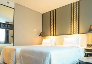 Anara Airport Hotel Terminal 3 Tangerang - Deluxe Twin Room Breakfast Regular Plan