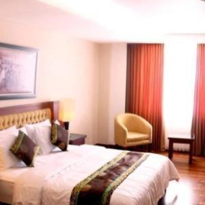 Q Grand Dafam Syariah Banjarbaru - Executive Room with Double Bed Regular Plan