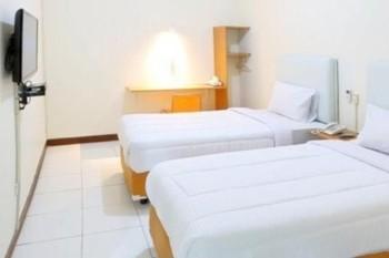 Celia Hotel Samarinda - Deluxe Twin Room Only NR Regular Plan