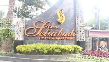 Grand Setiabudi Apartemen Syariah 2 Kamar untuk 4 Orang