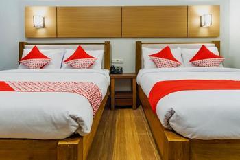 OYO 411 Homestay Tentrem Ayem Yogyakarta - Suite Family Room Regular Plan