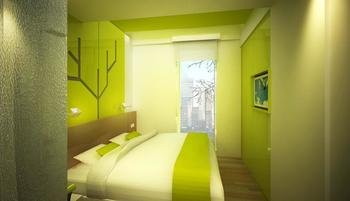 MaxOneHotels at Pemuda Jakarta - Happiness Double Room Only Regular Plan
