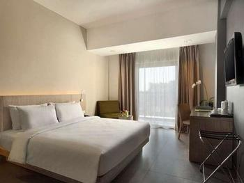 Santika Siligita Bali - Deluxe Room King Regular Plan