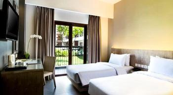 Santika Siligita Bali - Superior Room Twin Staycation Offer Regular Plan