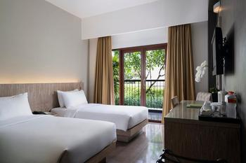 Santika Siligita Bali - Deluxe Room Twin Staycation Offer Regular Plan