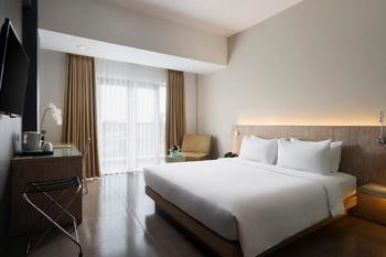 Santika Siligita Bali - Deluxe Executive Room King Staycation Offer Regular Plan