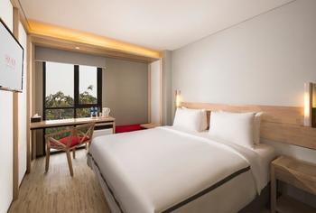 Ha Ka Hotel Semarang - Deluxe - Room Only #Widih - Pegipegi Promotion